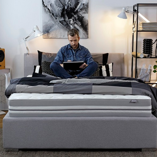 Sleeping House - sprawdzony dystrybutor materacy Hilding